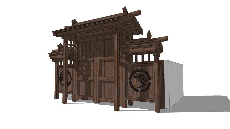 nijimori front gate