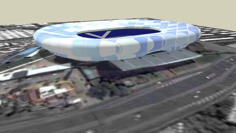 Remodelacion Estadio Velez