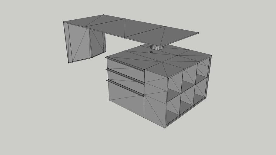 CEO Cube Desk dx