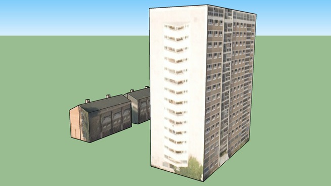 Edificio en Birmingham, Midlands Occidentales B20 3LP, Reino Unido