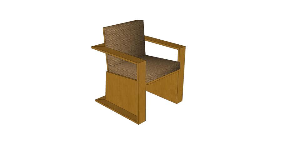 Butaca de Plywood