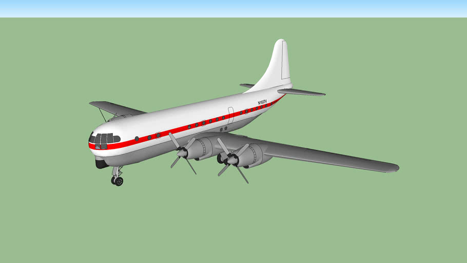 Boeing 377 Janet Airlines