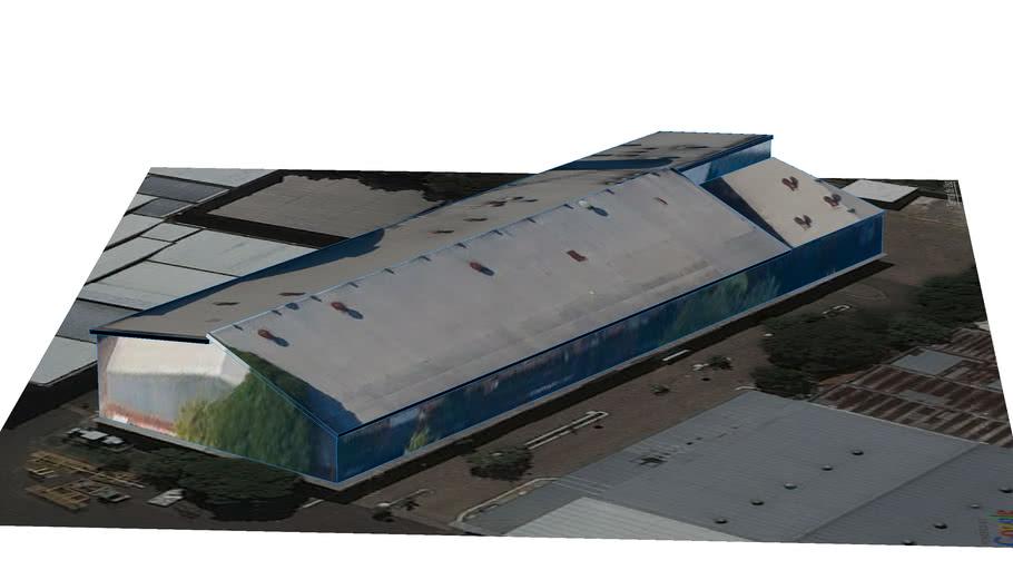 Hangar de Manutenção (SBPA) 07 - Porto Alegre - RS, Brasil