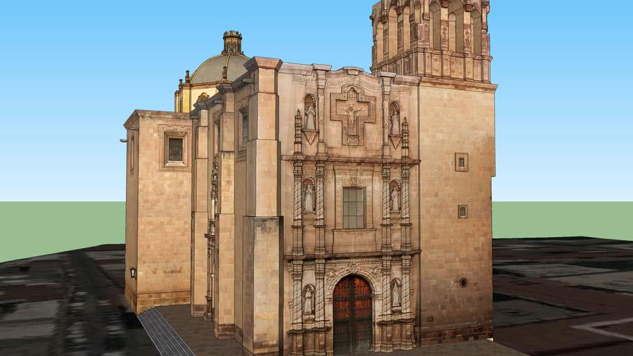 167704 Templo de San Agustín, Querétaro