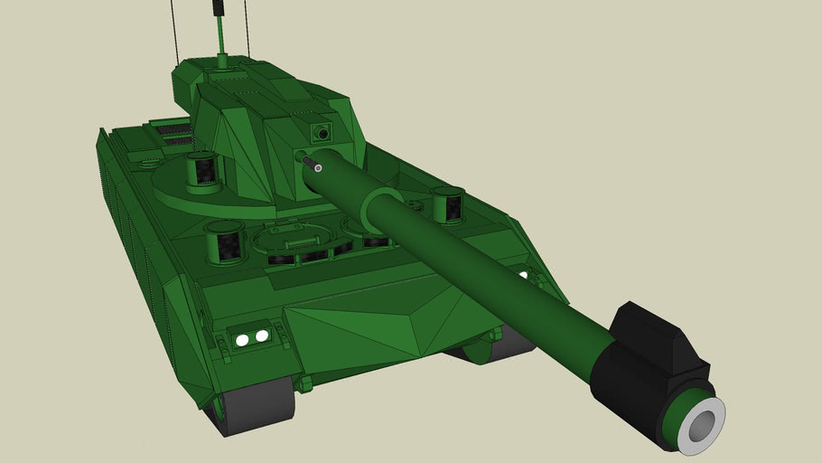 MBT CT - 2 TANK
