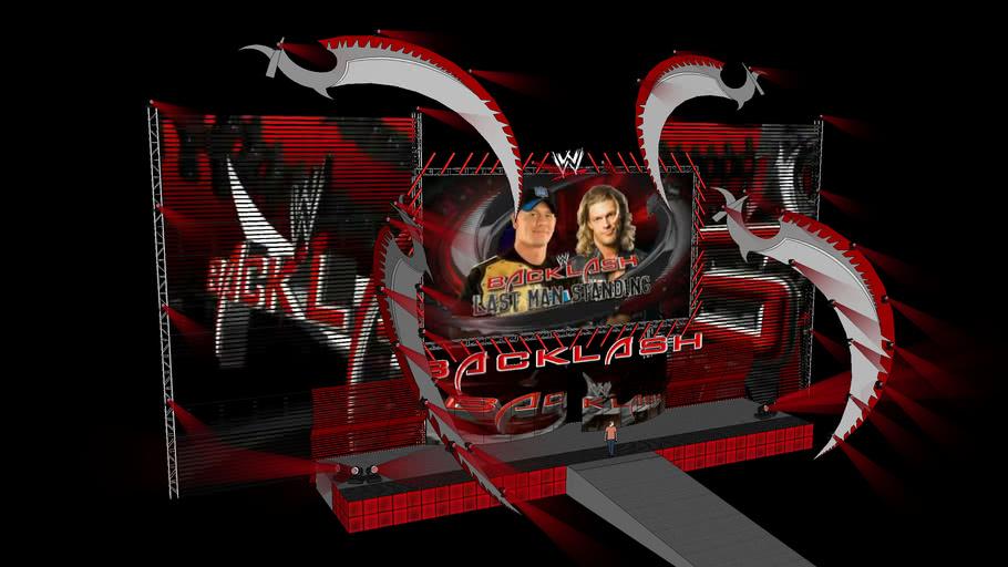 WWE Backlash 2009