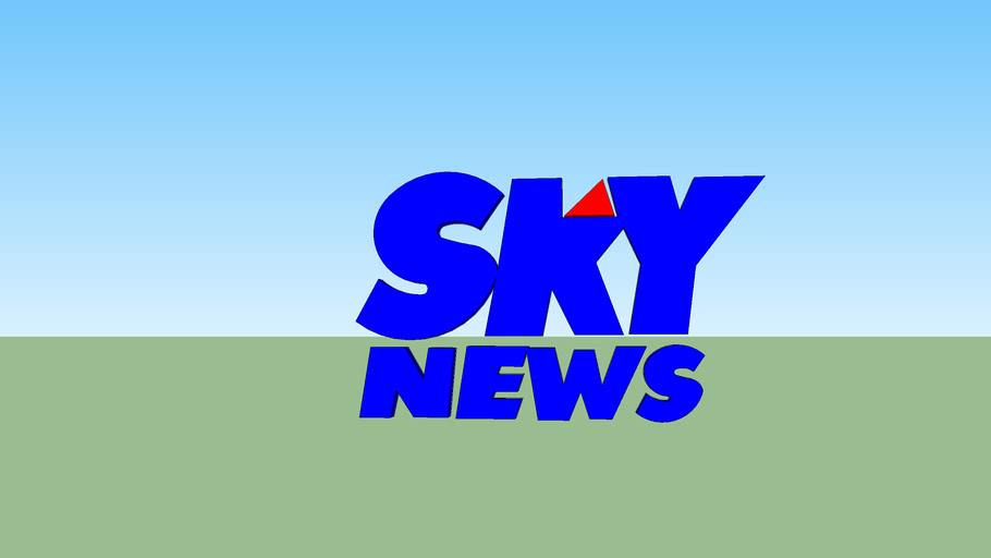 Sky News Logo (1996-1998)