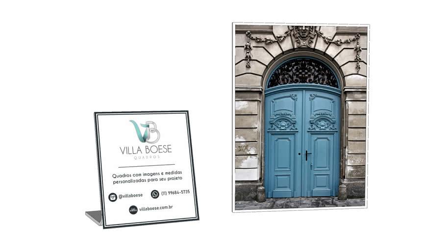 Quadro - Bloco dinâmico - Villa Boese Quadros #01