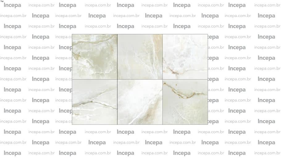 INCEPA - PP ONICE AC 60X60 R