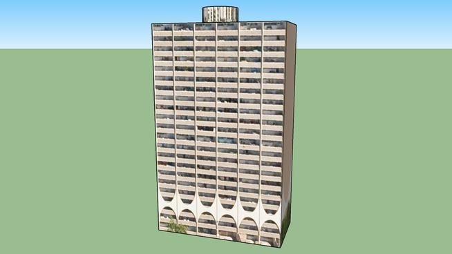 Edificio en Toronto, Canadá