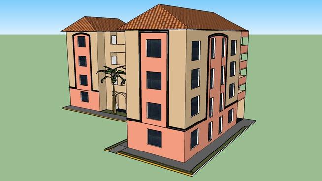 Conjunto Residencial ** Casa Grande **