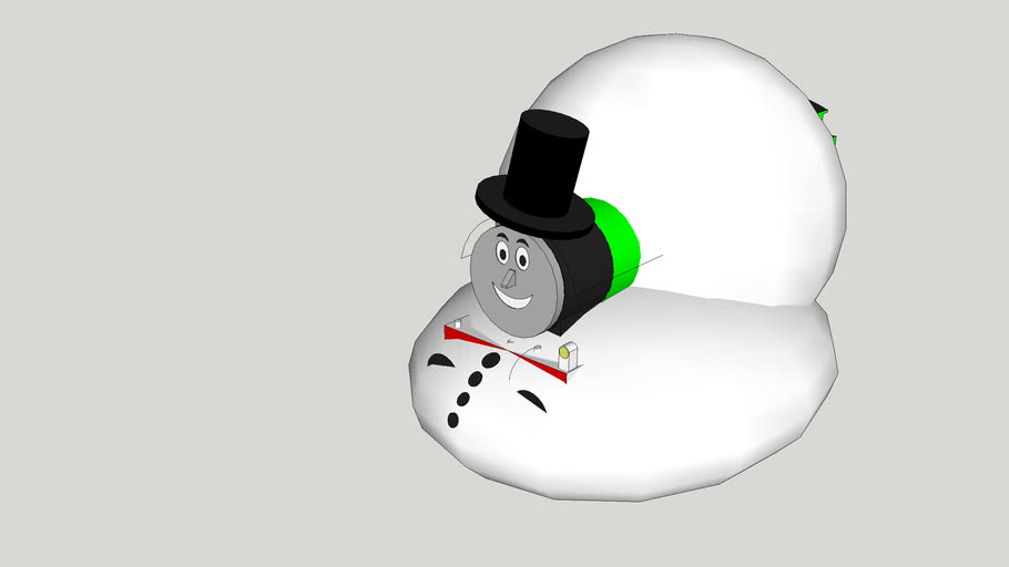 Oliver the Snow Engine