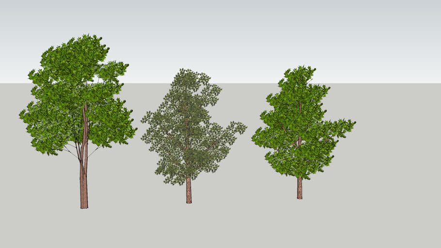 Smart Trees 1,2, and 3.