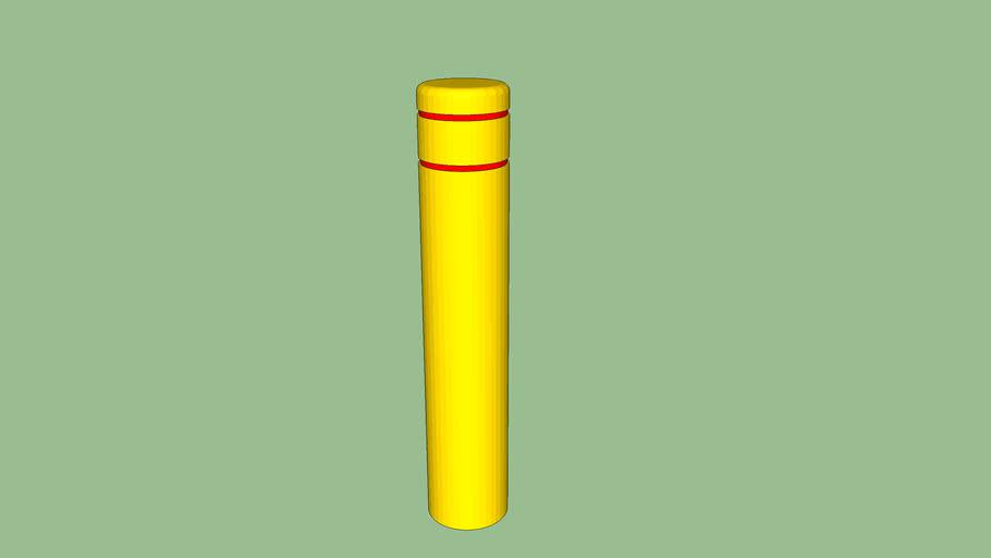 R-7130 Plastic Post Cover