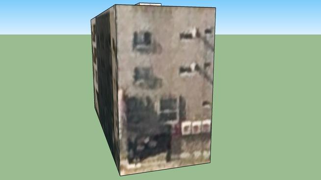 平山アパート 1階:翠香園