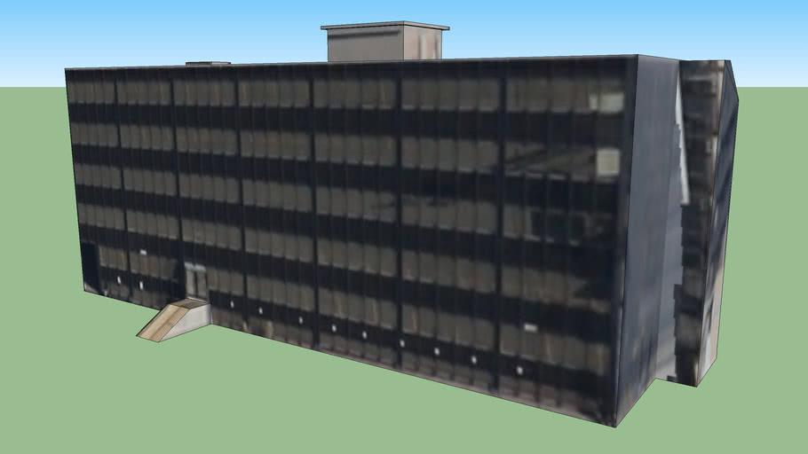 Building in Salt Lake City, UT, USA