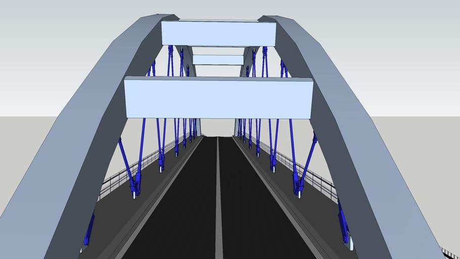 Most Mali Ždrelac