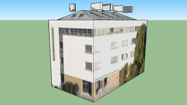 PJWSTK (Nowy budynek)
