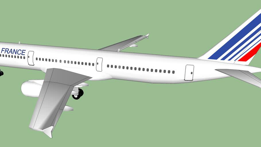 Airbus A321-231 Air France