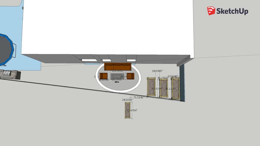 SuperDuper Backyard Model