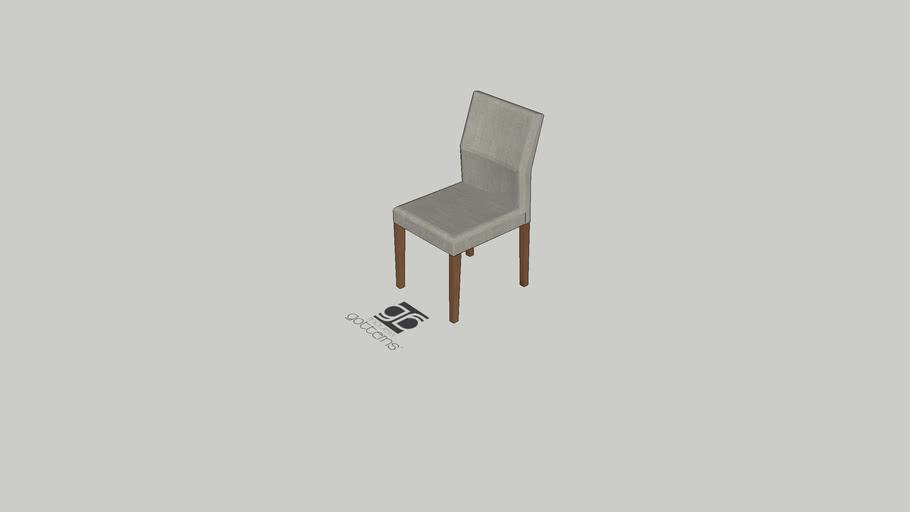 Cadeira Lord - Gottems