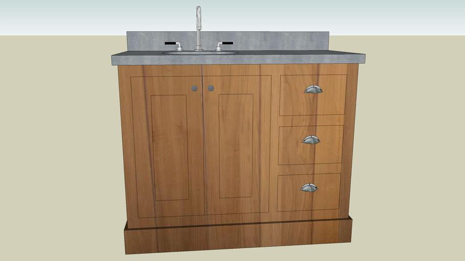 bath eiken project shaker