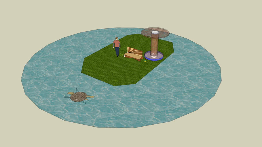"""trapped """"water"""" park"""