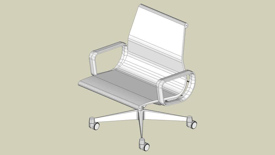 Eams Boss Chair