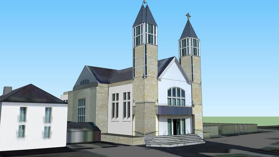 Jézus Szíve Templom, Mezőkövesd
