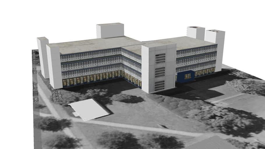 Building 4 - Gebäude 4