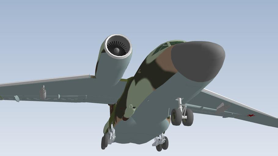 Antonov An-74P Coaler