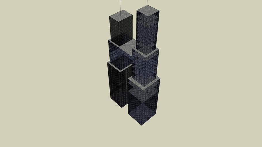 ikiz kuleler
