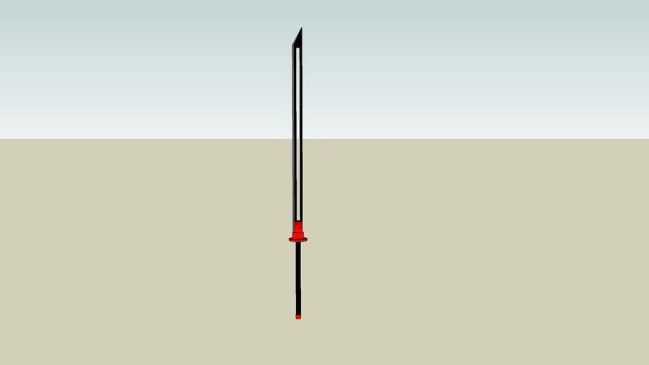 redsoul's sword
