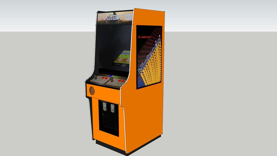 Vs. Exitebike arcade game