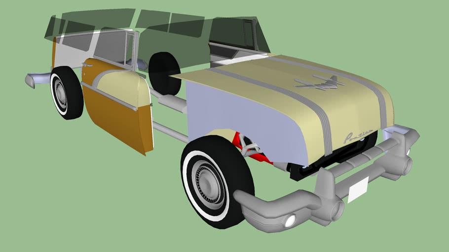 1956 pontiac safari pt1