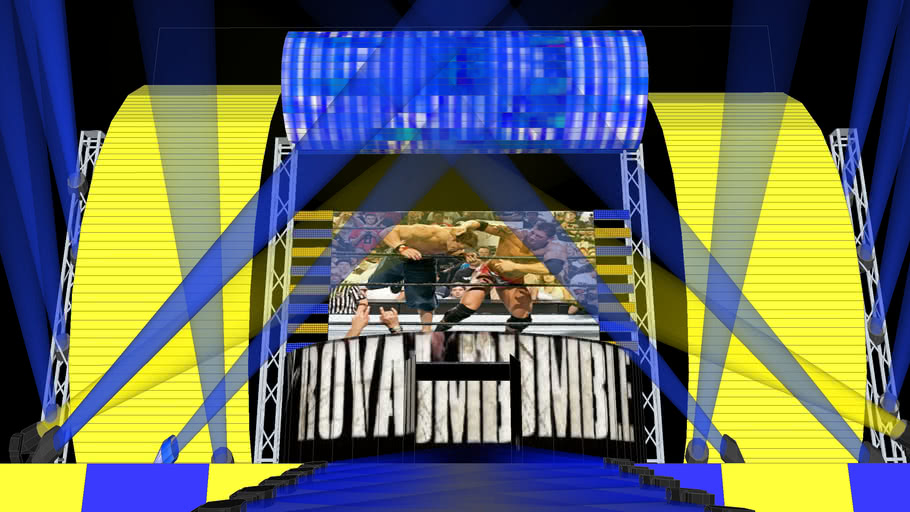 ROYAL RUMBLE 2010 CONCEPT#2