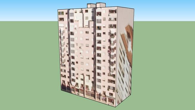Edifício Rua Lúcio Azevedo, 21