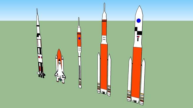 Nasa's Spacecraft