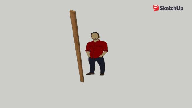 2x4x8 board