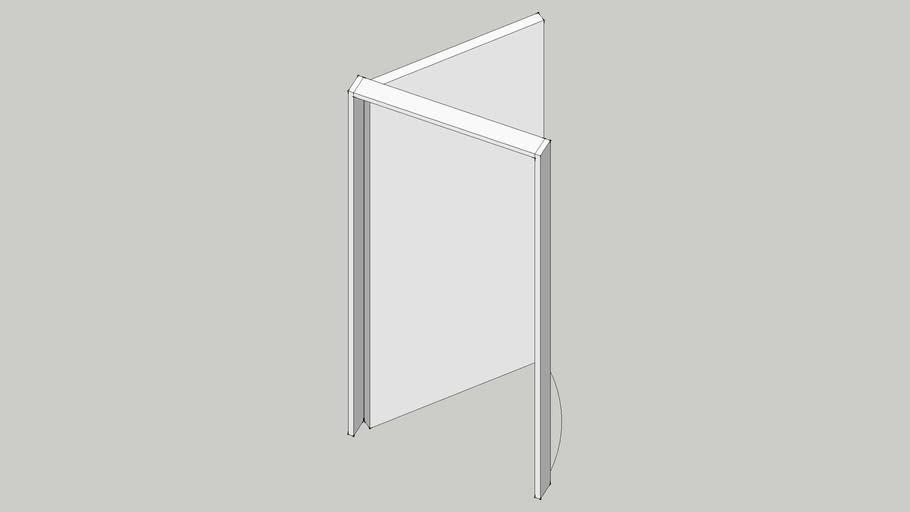 Simple Interior Door 36x74