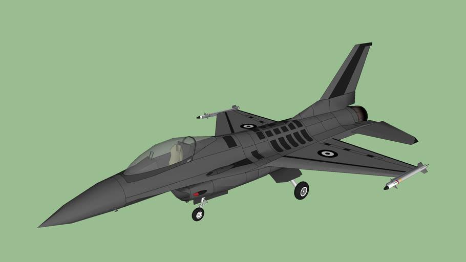 F-16  JAF