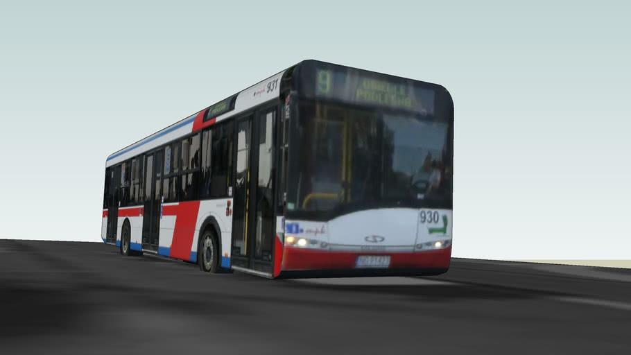 Autobus komunikacji miejskiej nr 9 Olsztyn