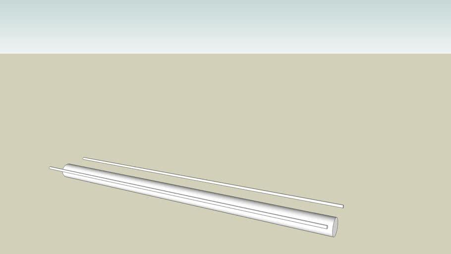 steel coaster set 1 horizontal piecs red axis