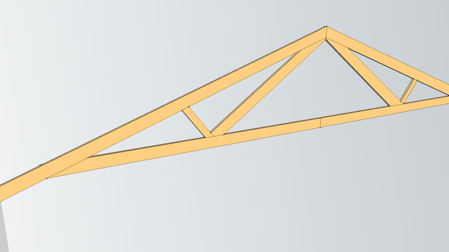 w support roof truss