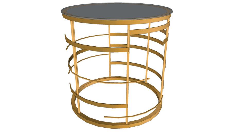 81560 Side Table Jupiter 55cm