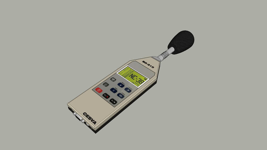 Sonómetro CESVA SC-310