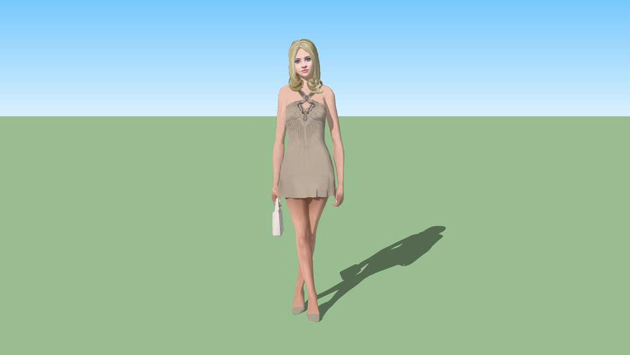 3D Women Set12