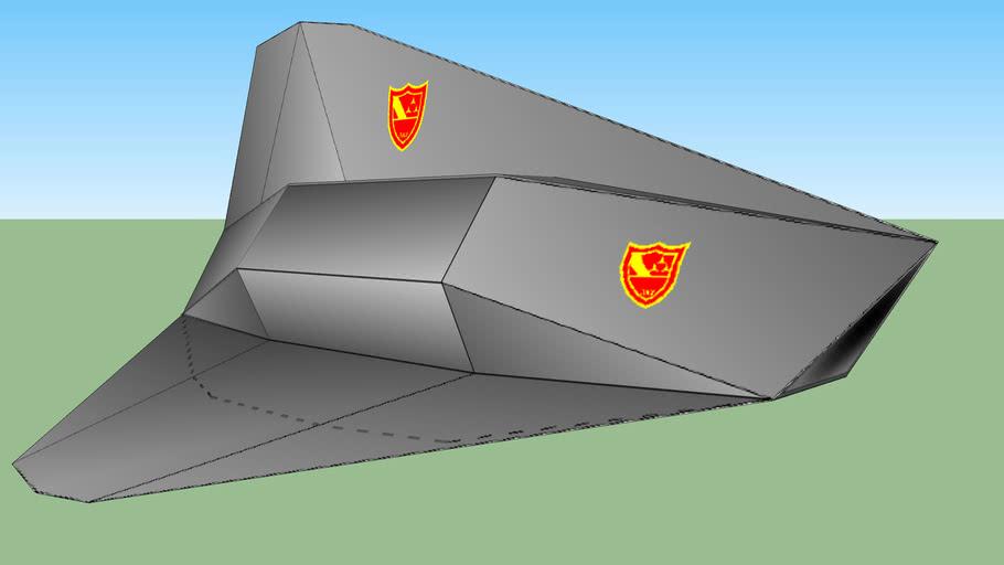 Ace Combat 5 , Cormorant UAV ,Scinfaxi / Hrinfaxi