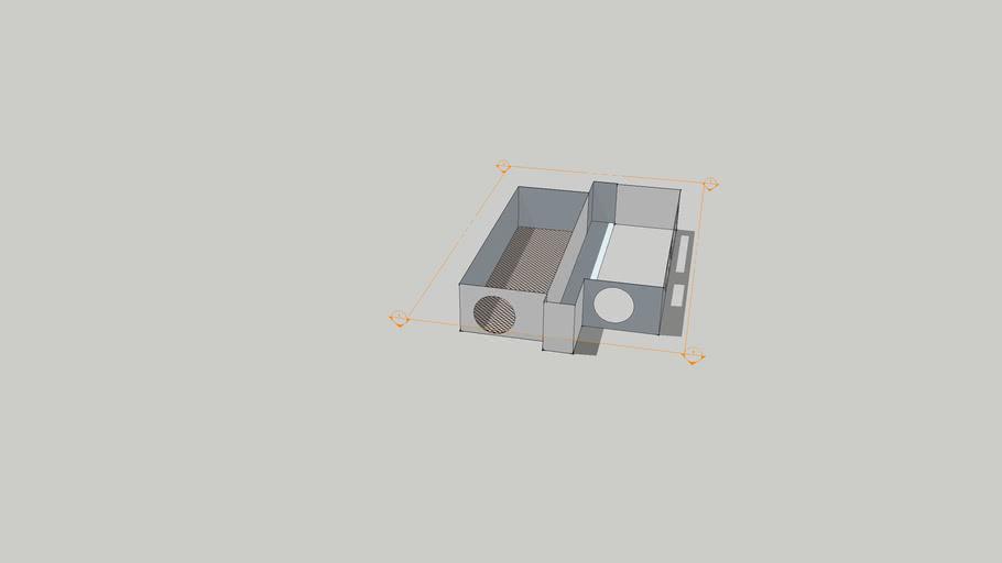 Trimble. armazém 3D