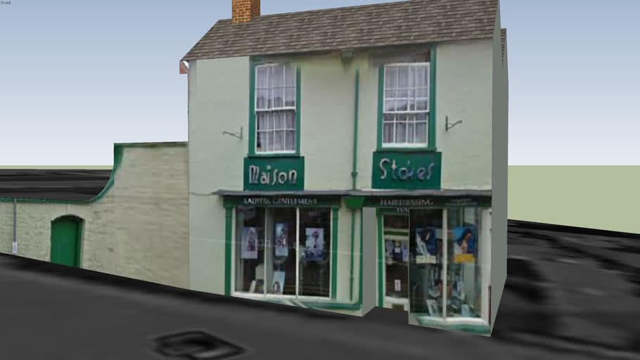 Maison Stokes, High Street, Wotton-under-Edge
